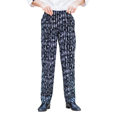 PANTALONES UNISEX CHECKED OUT CHEF CO200U