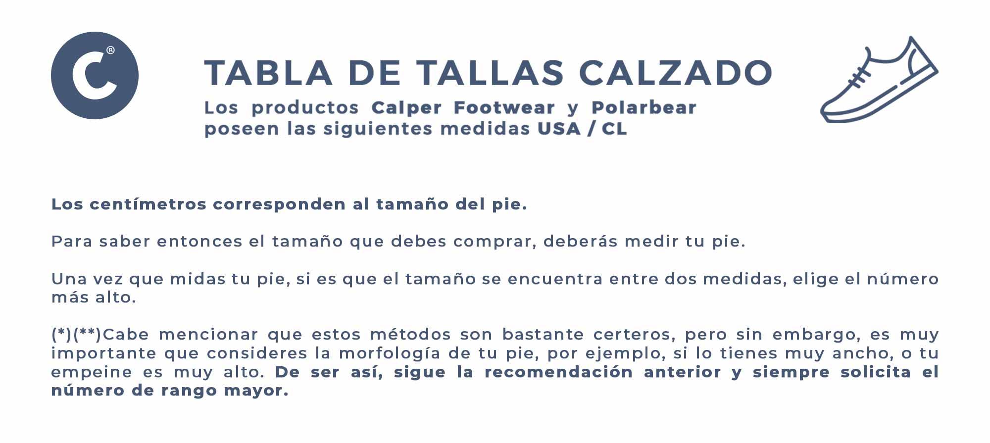 Tallas calzado (1)