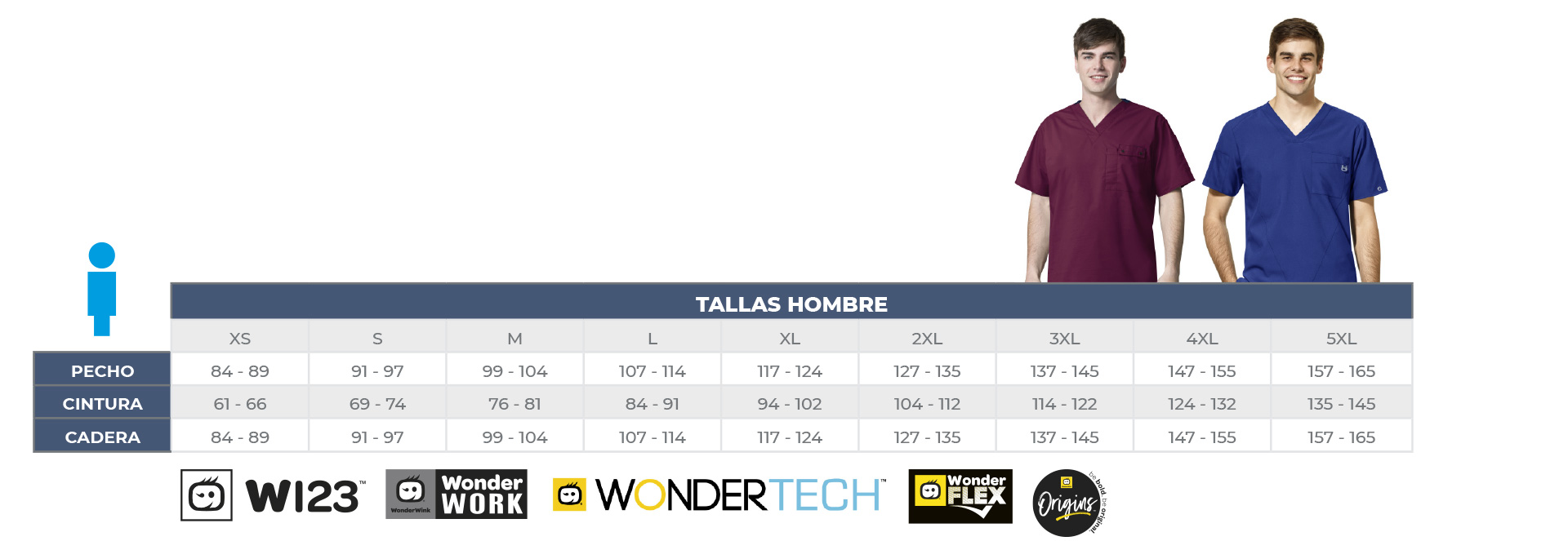 Tabla de tallas uniformes (10)