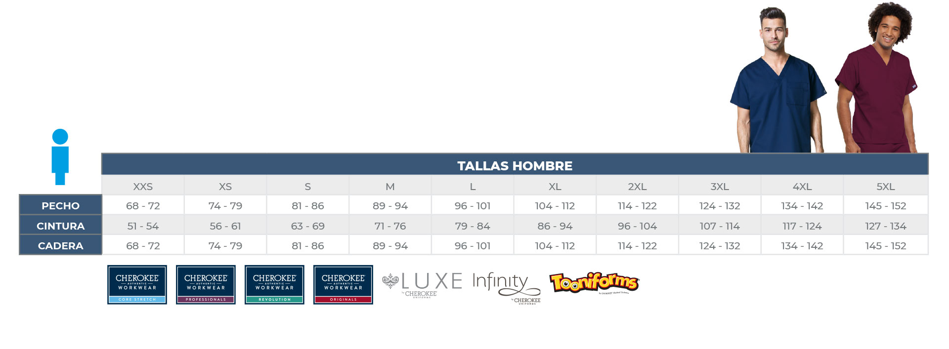 Tabla de tallas uniformes (7)